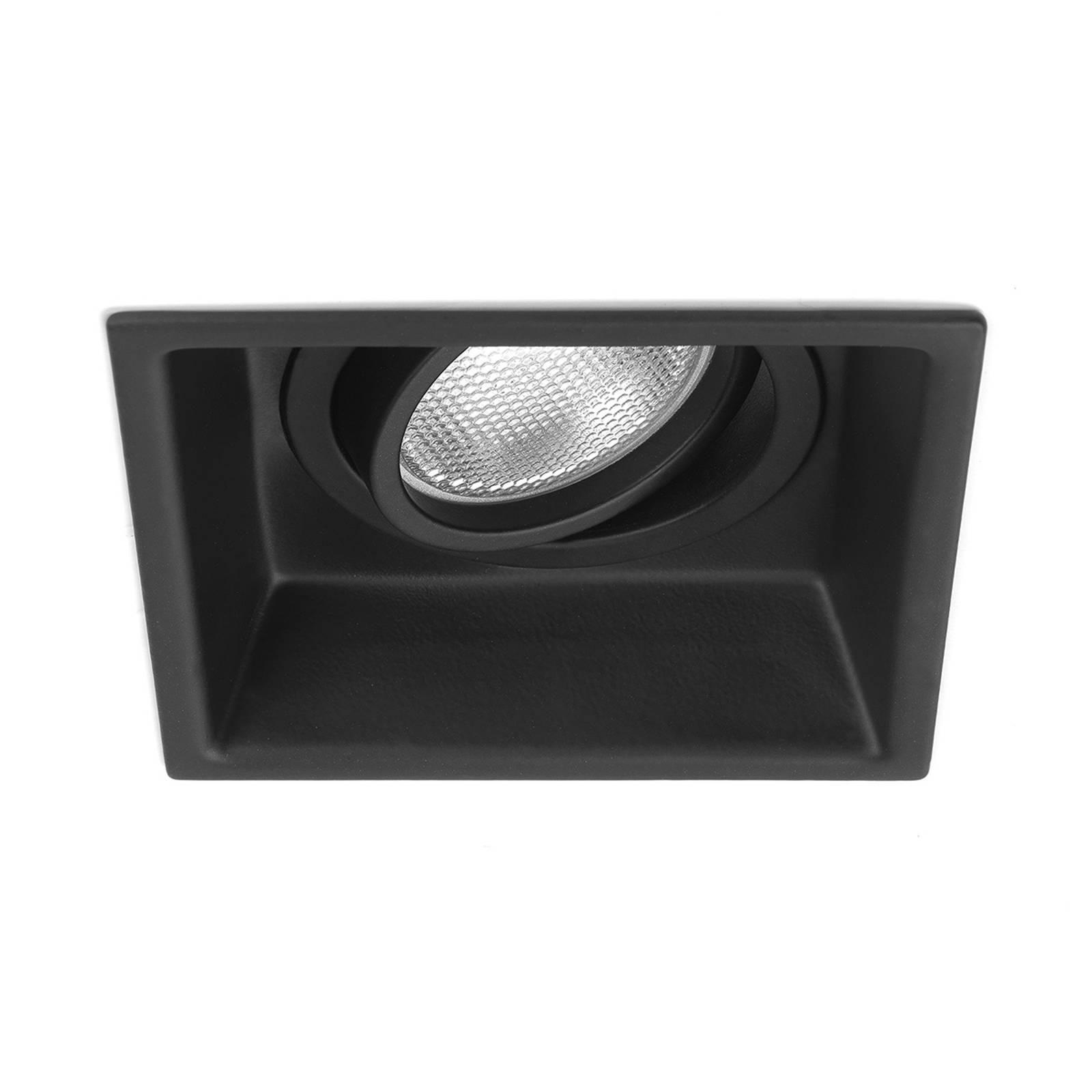 Astro Minima Square Adjustable -uppovalo musta