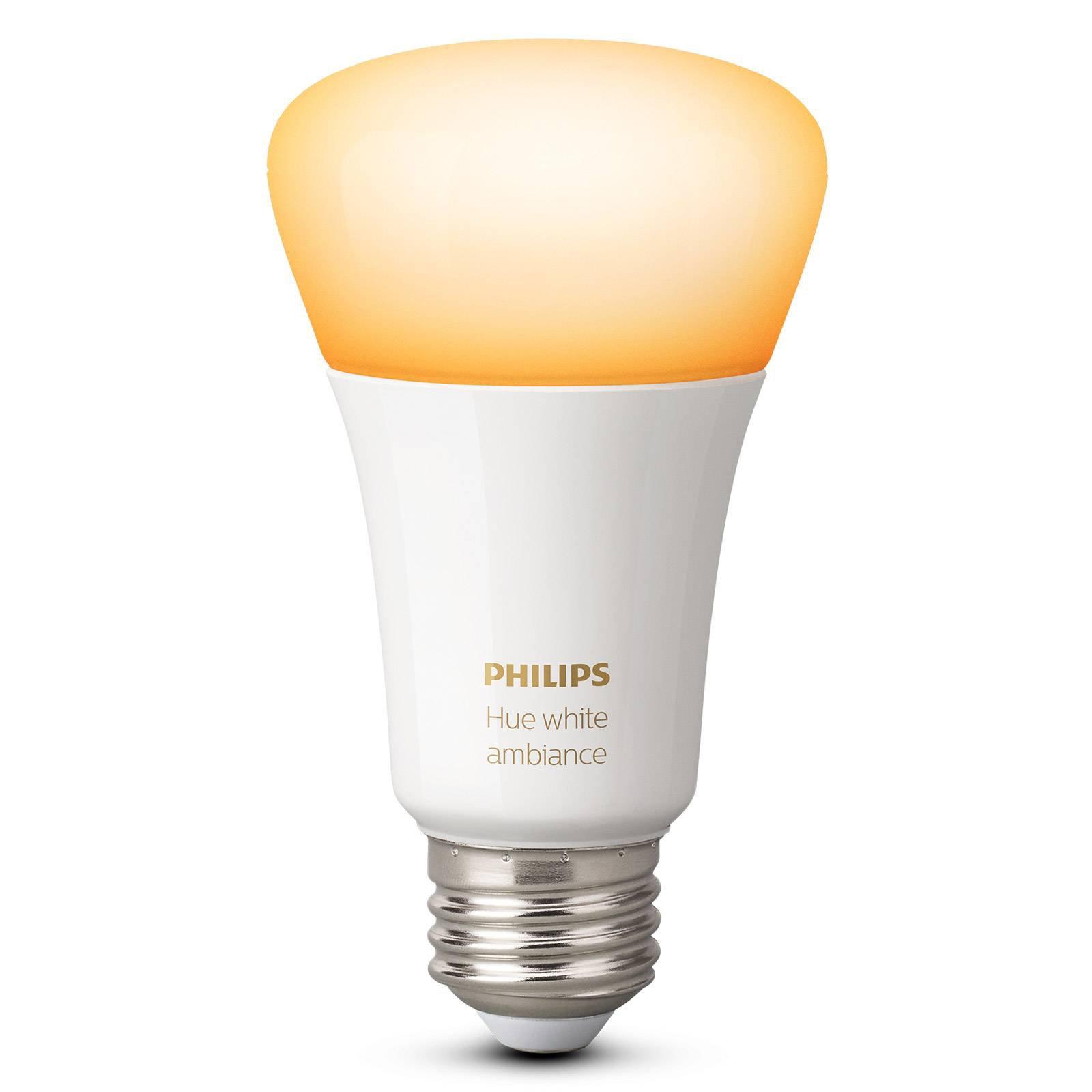 Philips Hue White Ambiance E27 8,5W