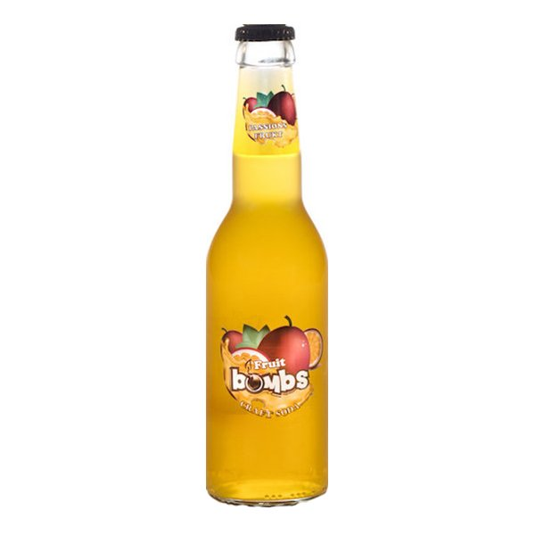 Fruit Bombs Passion - 1-pack