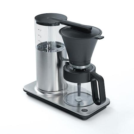 Classic Pause Kaffebryggare Silver 10 koppar