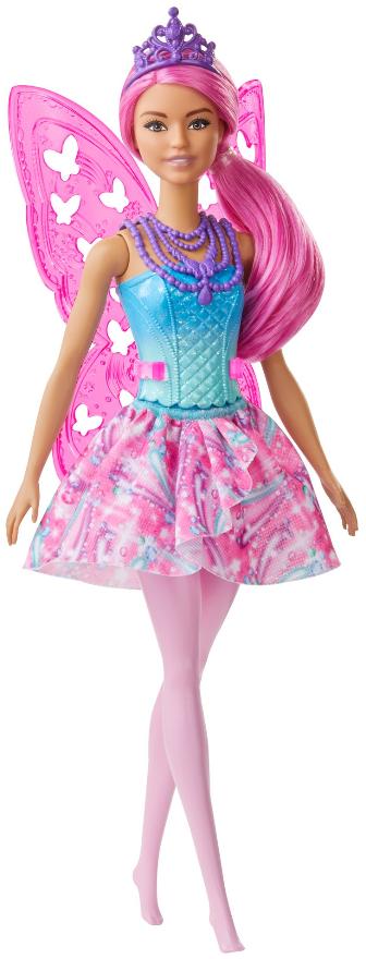 Barbie - Dreamtopia Fairy Doll Cauc (GJK00)