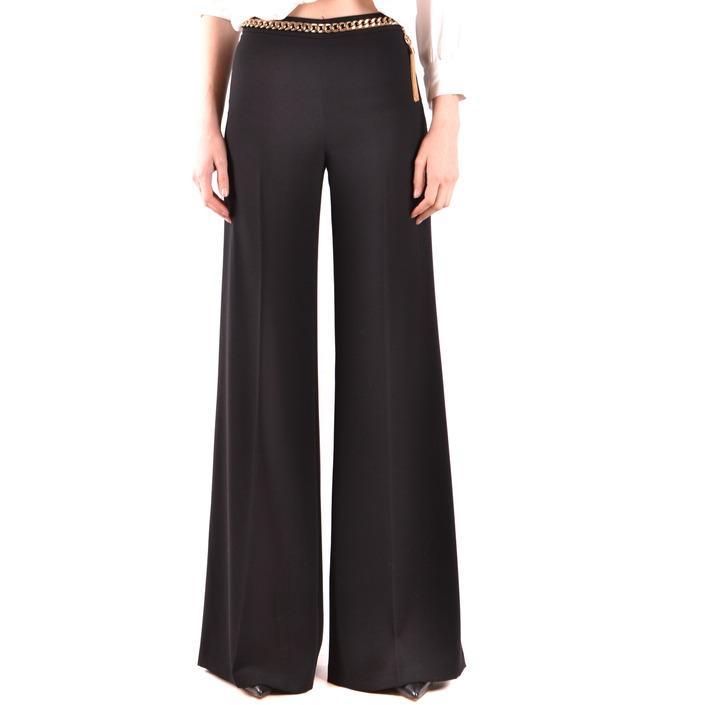 Elisabetta Franchi Women's Trouser Black 166926 - black 38