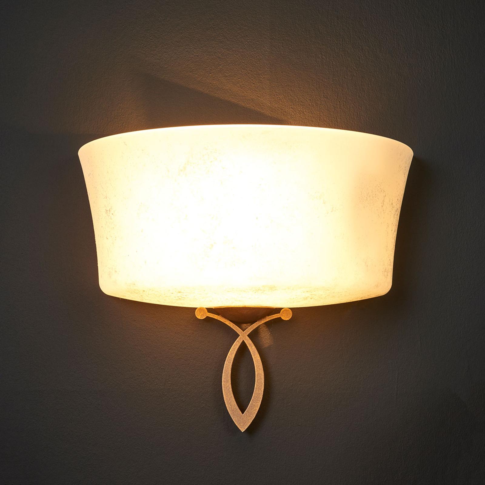 Seinävalaisin Alessio valoa heijastava design