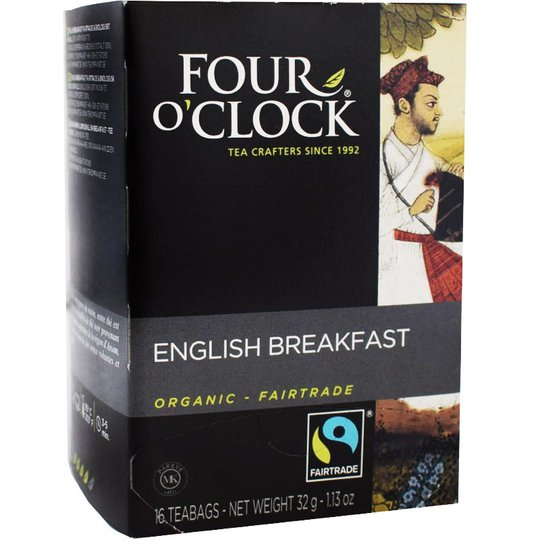 Te English Breakfast, Eko Fairtrade 16p - 38% rabatt