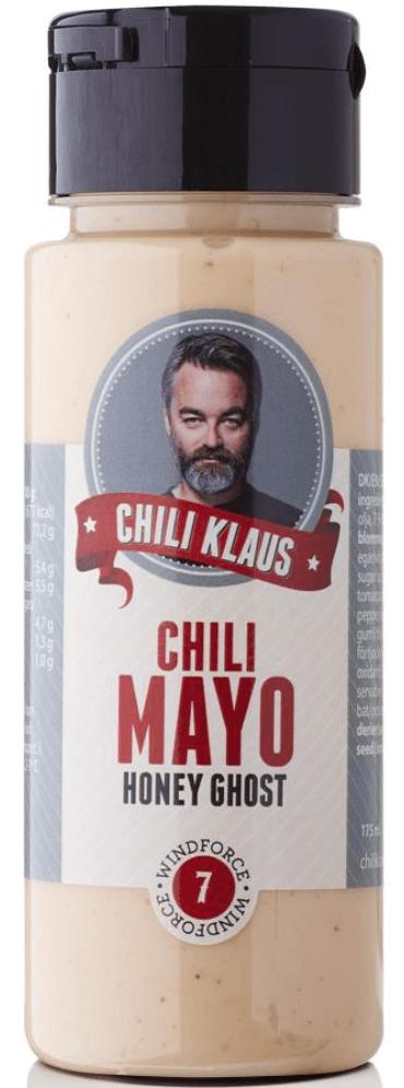 Chili Klaus Chili Mayo Honey Ghost