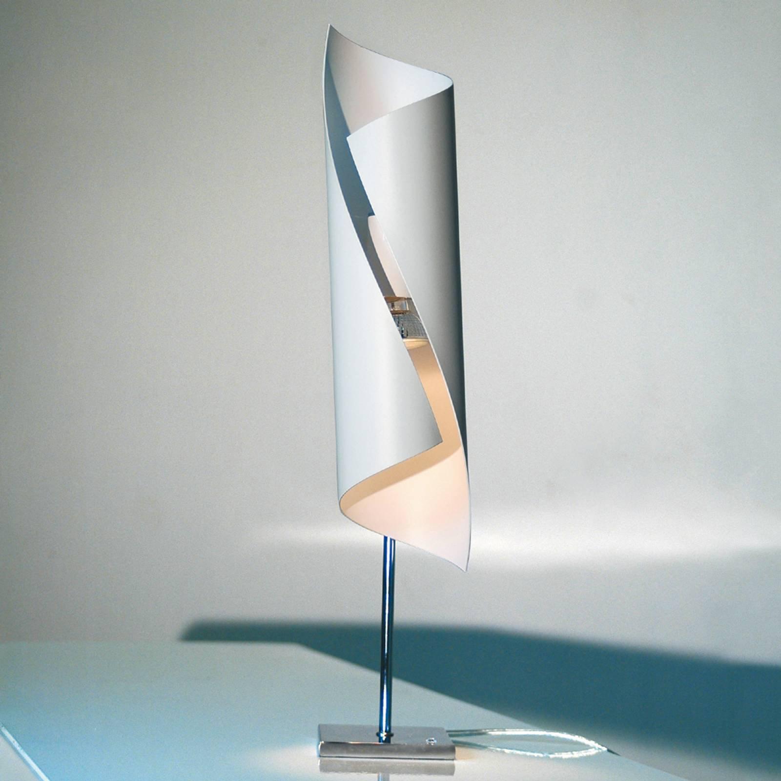 Knikerboker Hué - designer-bordlampe, 50 cm høy