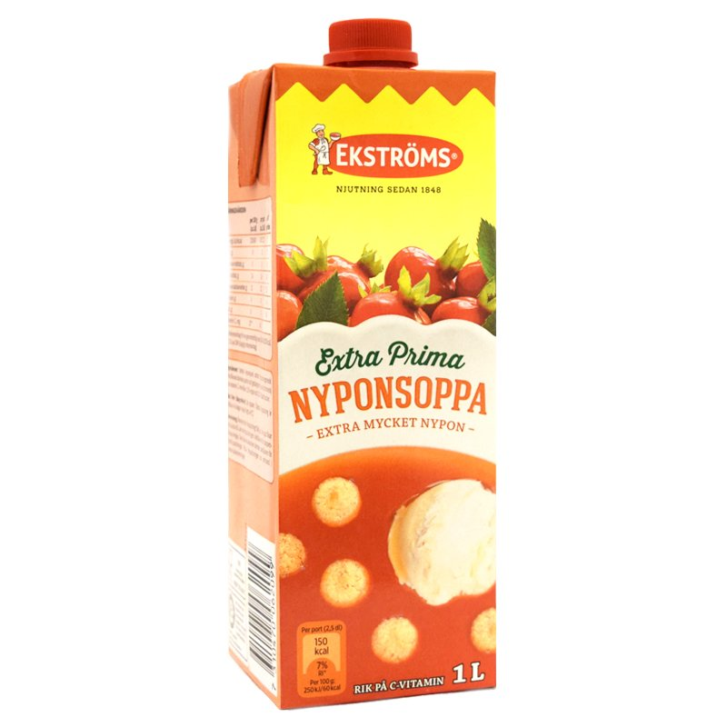 Nyponsoppa Extra Prima - 12% rabatt