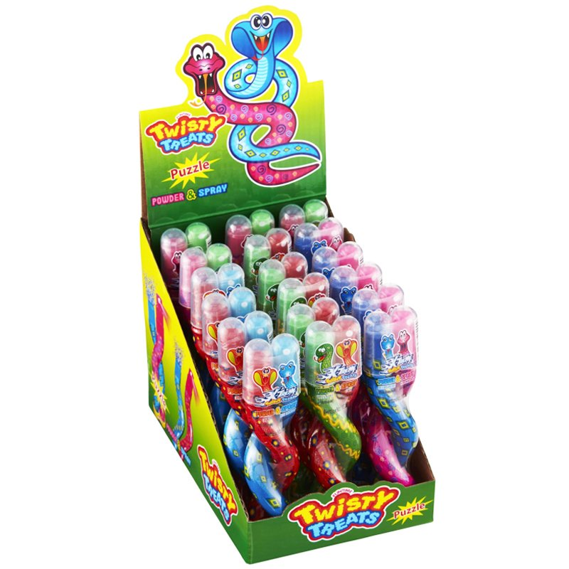Twisty Treats 18-pack - 73% rabatt