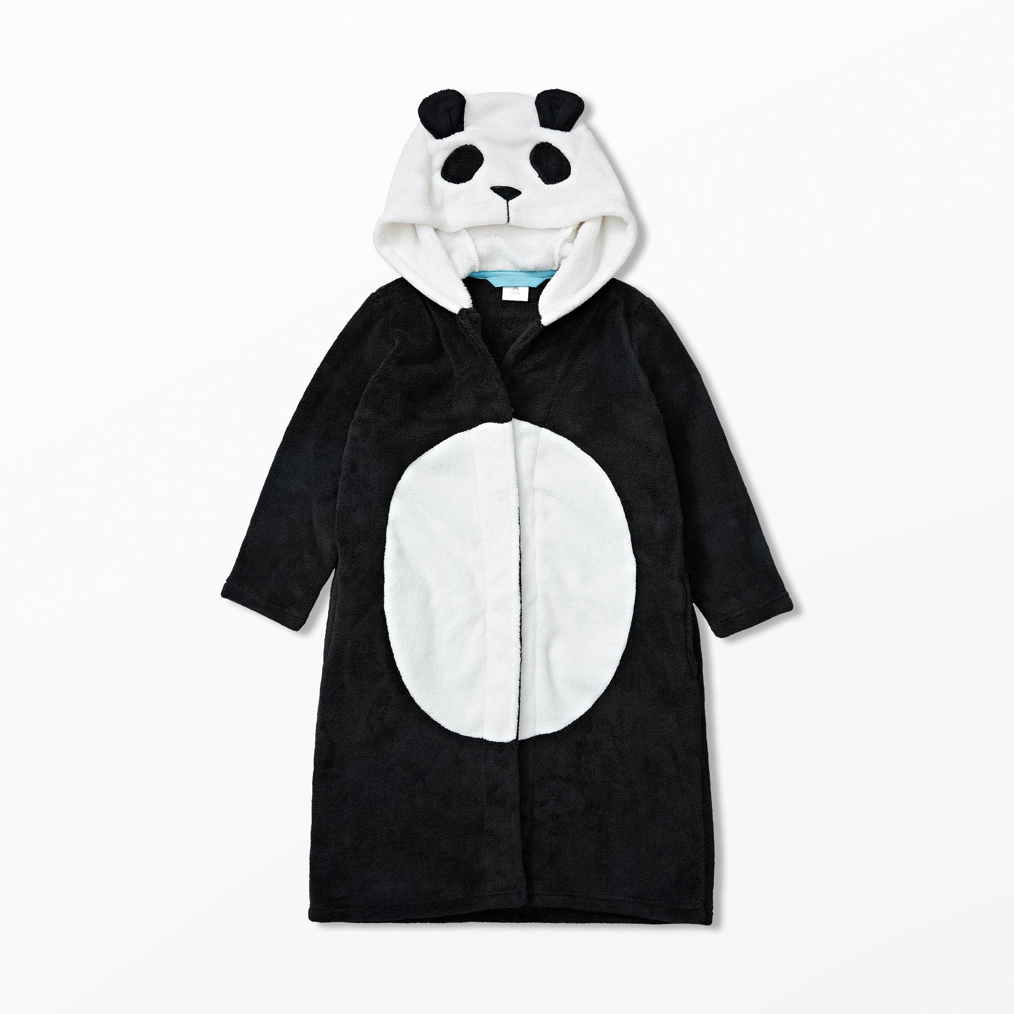 Morgonrock panda