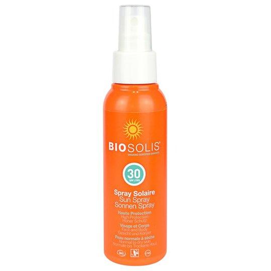 Biosolis Sun Spray SPF 30, 100 ml