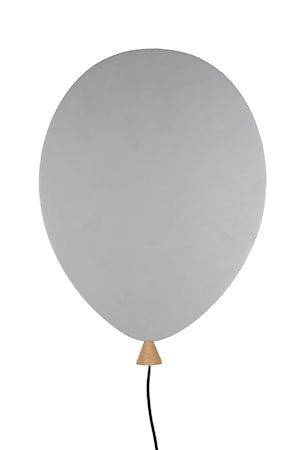 Balloon Vegglampe – Grå