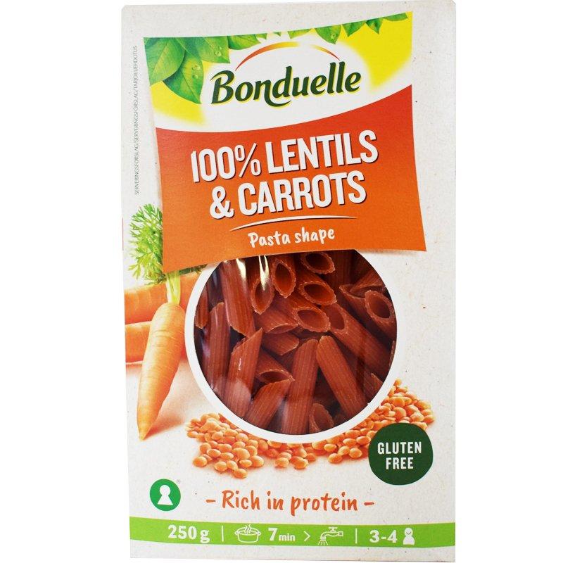 Pasta Porkkana & Linssi - 20% alennus