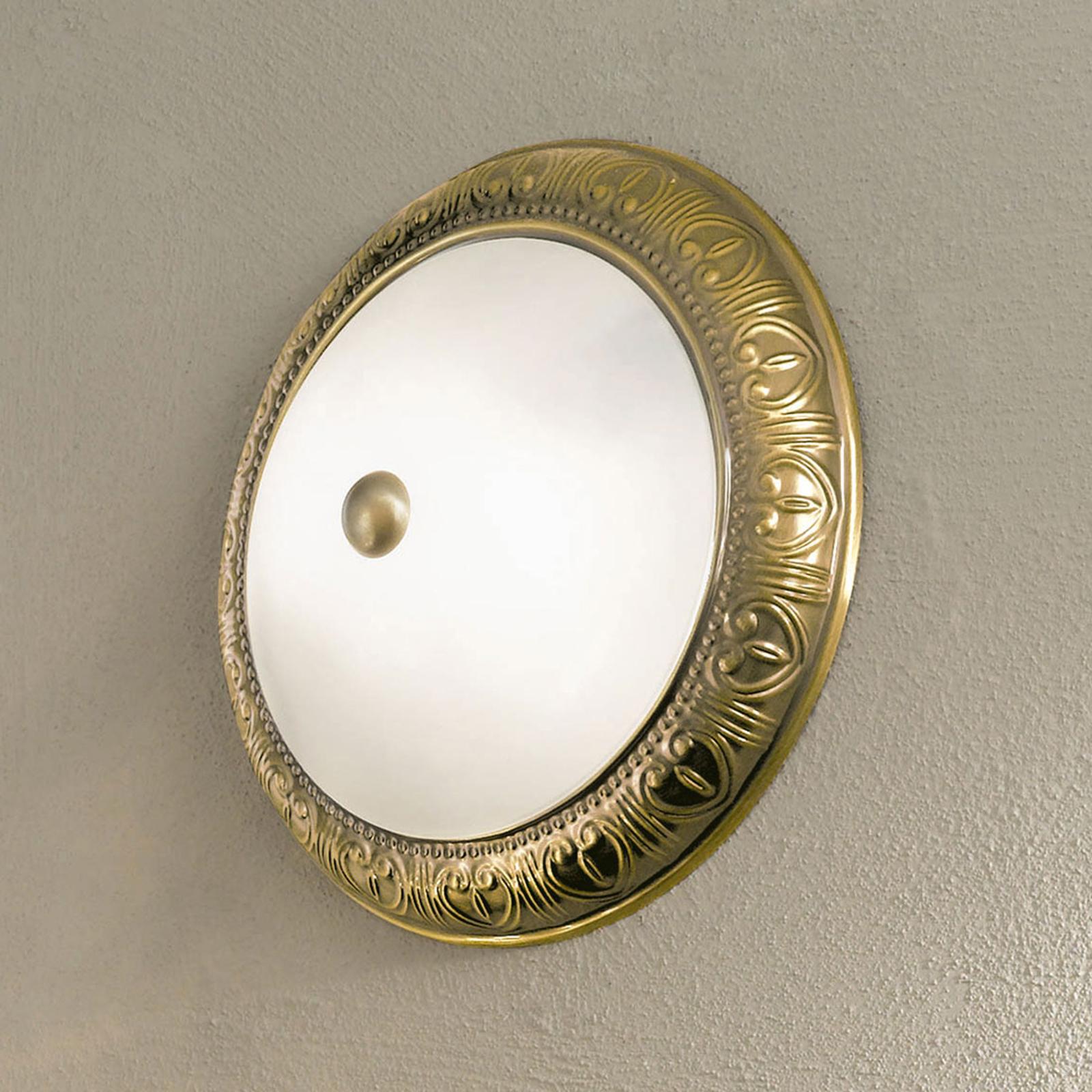Seinälamppu Lembit 28 cm