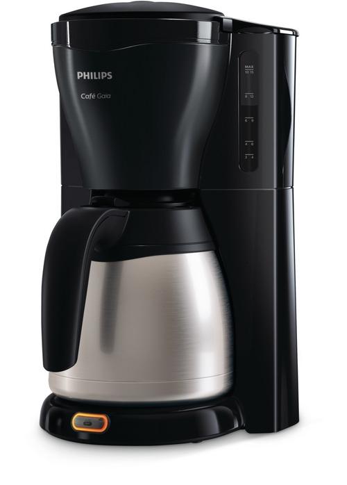 Philips Hd7544/20 Kaffebryggare - Svart