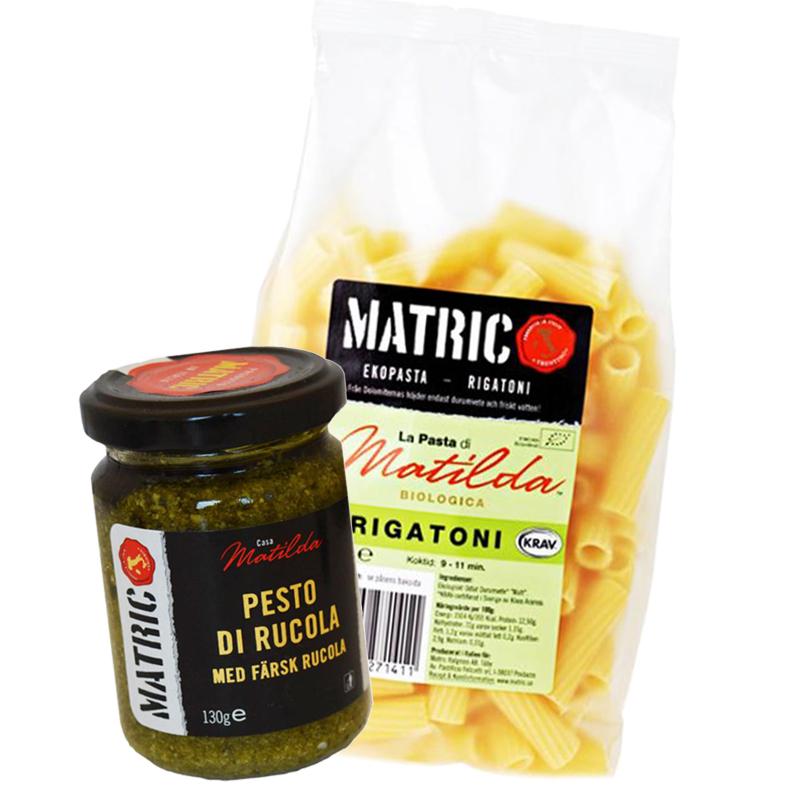 Pasta & Pesto - 51% rabatt