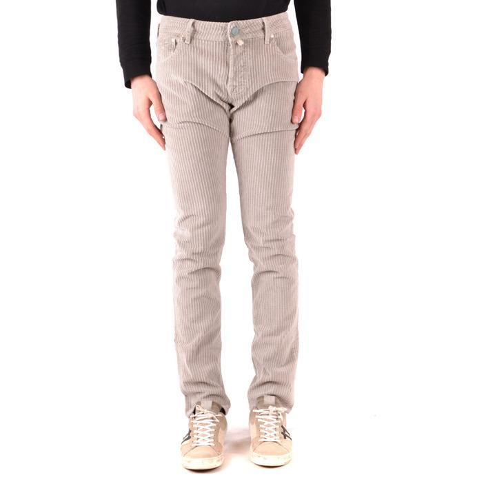 Jacob Cohen Men's Trouser Grey 166977 - grey 35