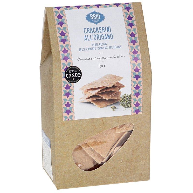 Glutenfria Kex Oregano - 40% rabatt