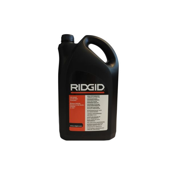 Ridgid 11931 Kierreöljy mineraalivoiteluöljy 5 litraa
