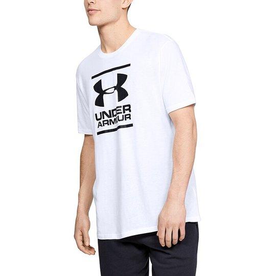 UA GL Foundation SS T-shirt, White