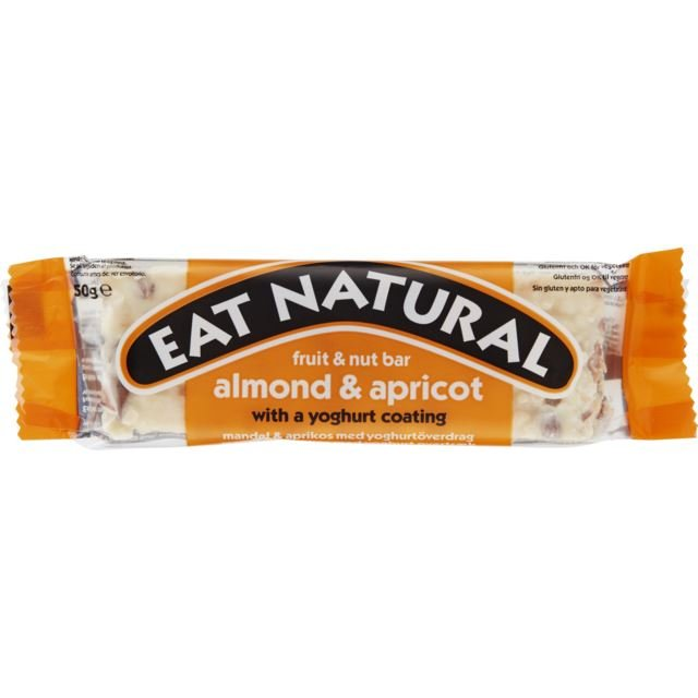Eat Natural Almond & Apricot 50g
