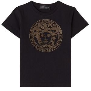 Versace Medusa T-shirt Svart 6 år