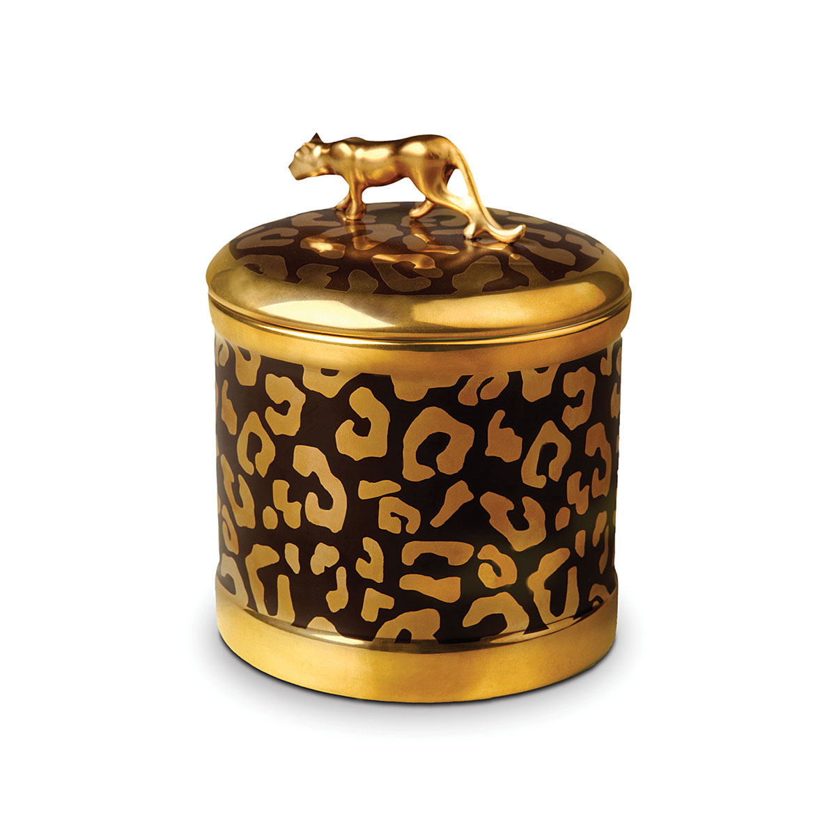 L'Objet I Leopard Candle