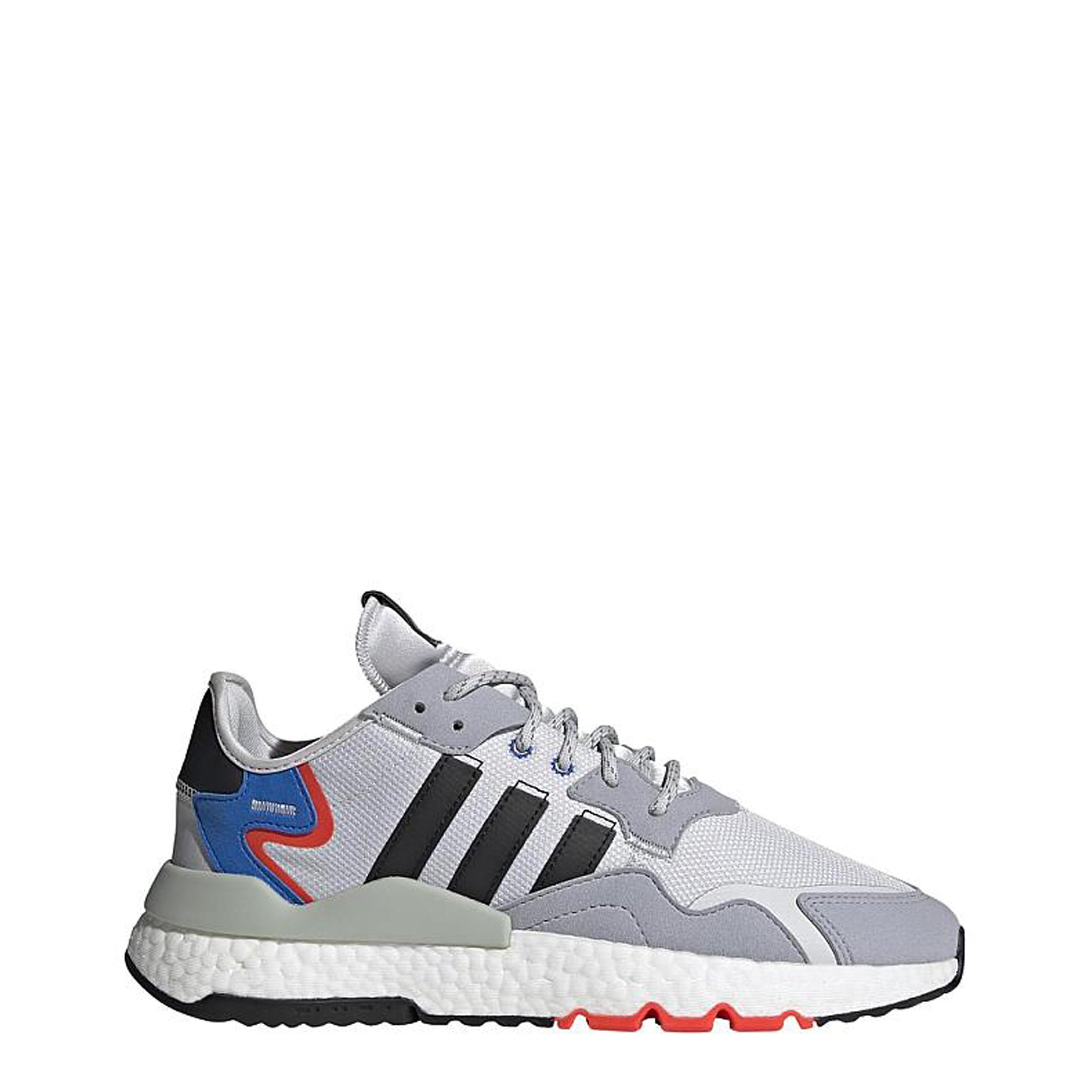 Adidas Men's Nite Jogger Trainers Various Colours EE6254 - grey UK 7.5