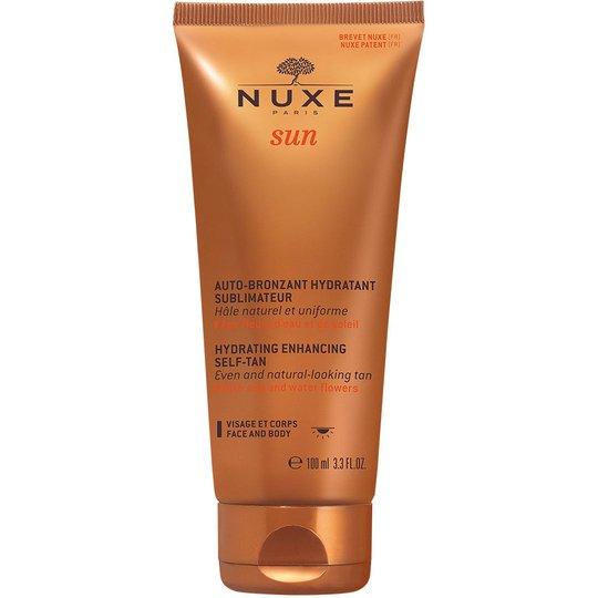 Sun Silky Self Face & Body, 100 ml Nuxe Itseruskettavat