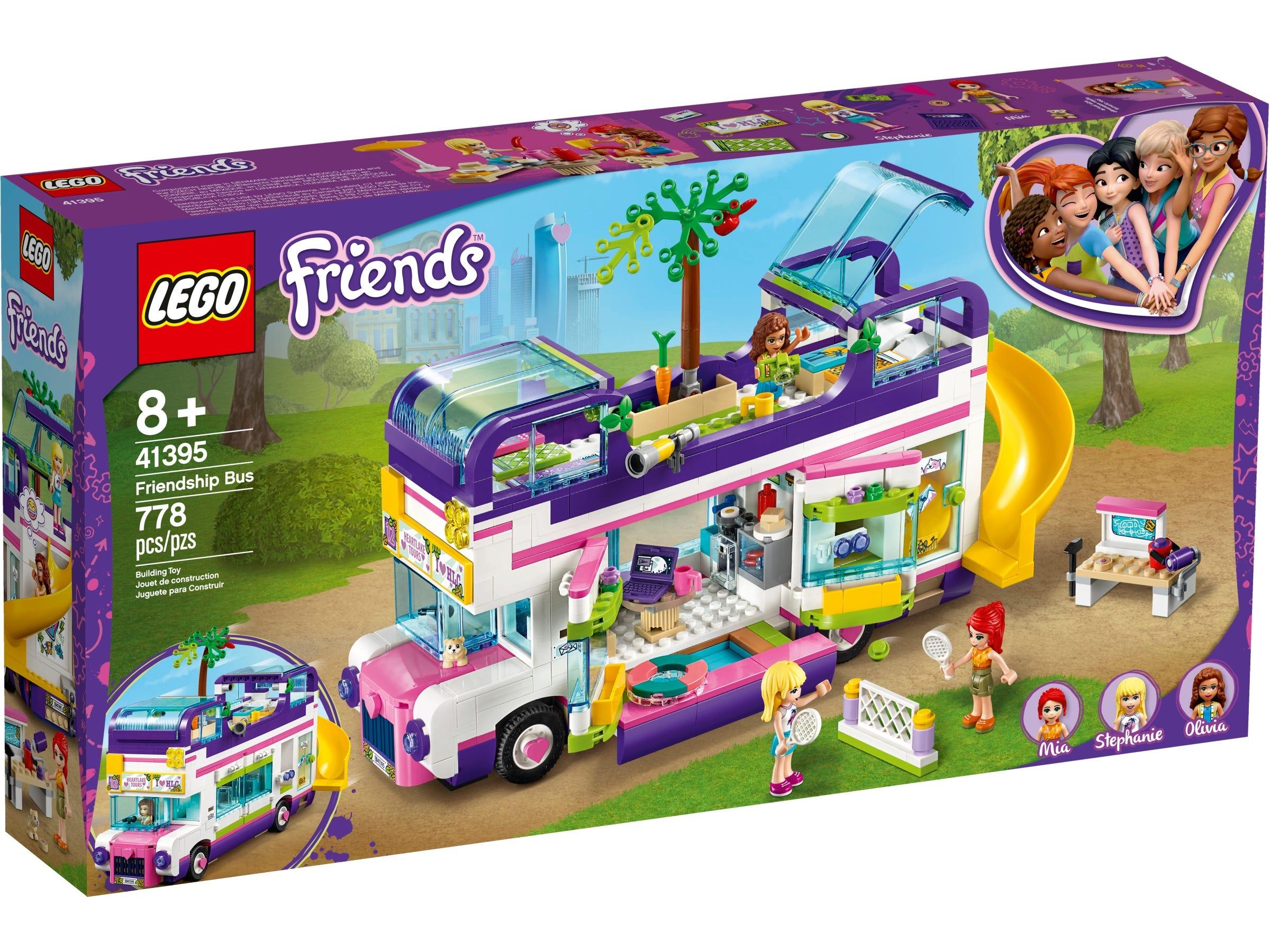 LEGO Friends - Friendship Bus (41395)