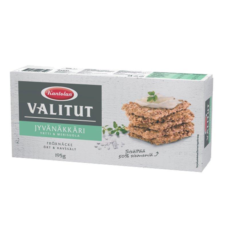 Jyvänäkkäri Yrtti & Merisuola - 32% alennus