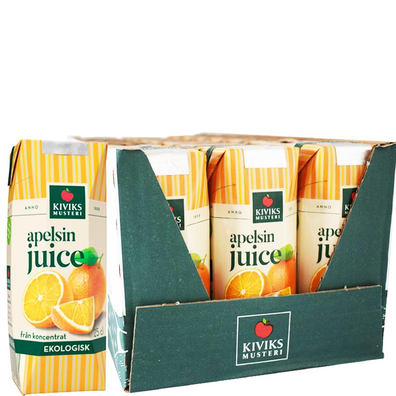 Eko Apelsinjuice 24-pack - 46% rabatt