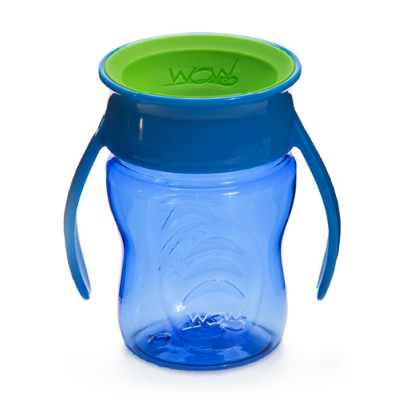 WOW - Cup Baby - Blue Tritan
