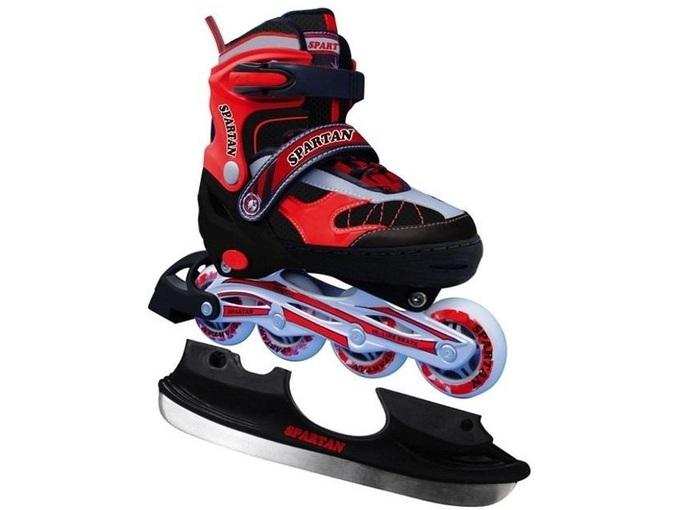 Spartan - Combi Skate 2 in 1 - 30-33 (27401)