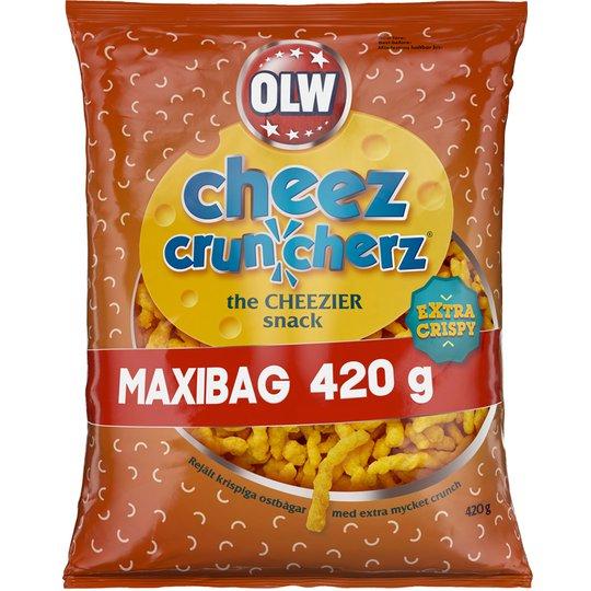 Cheez Cruncherz Maxibag - 32% rabatt