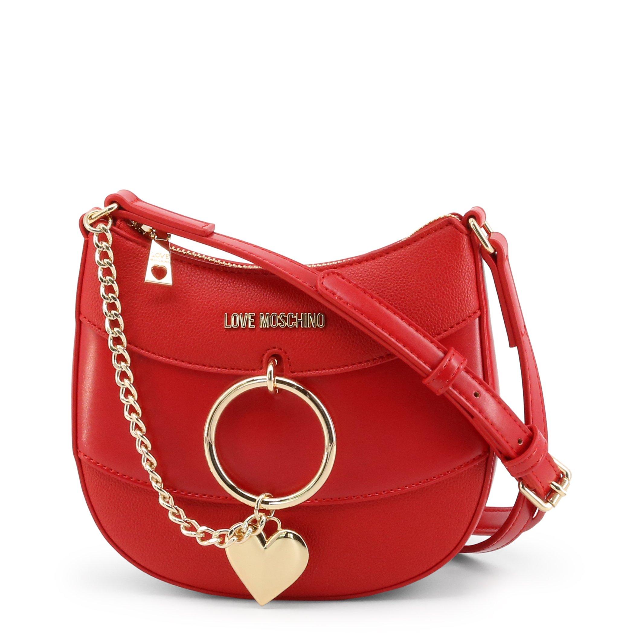 Love Moschino Women's Crossbody Bag Various Colours JC4239PP0CKF1 - red NOSIZE