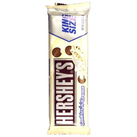 Hersheys Cookies n Creme King Size 73g