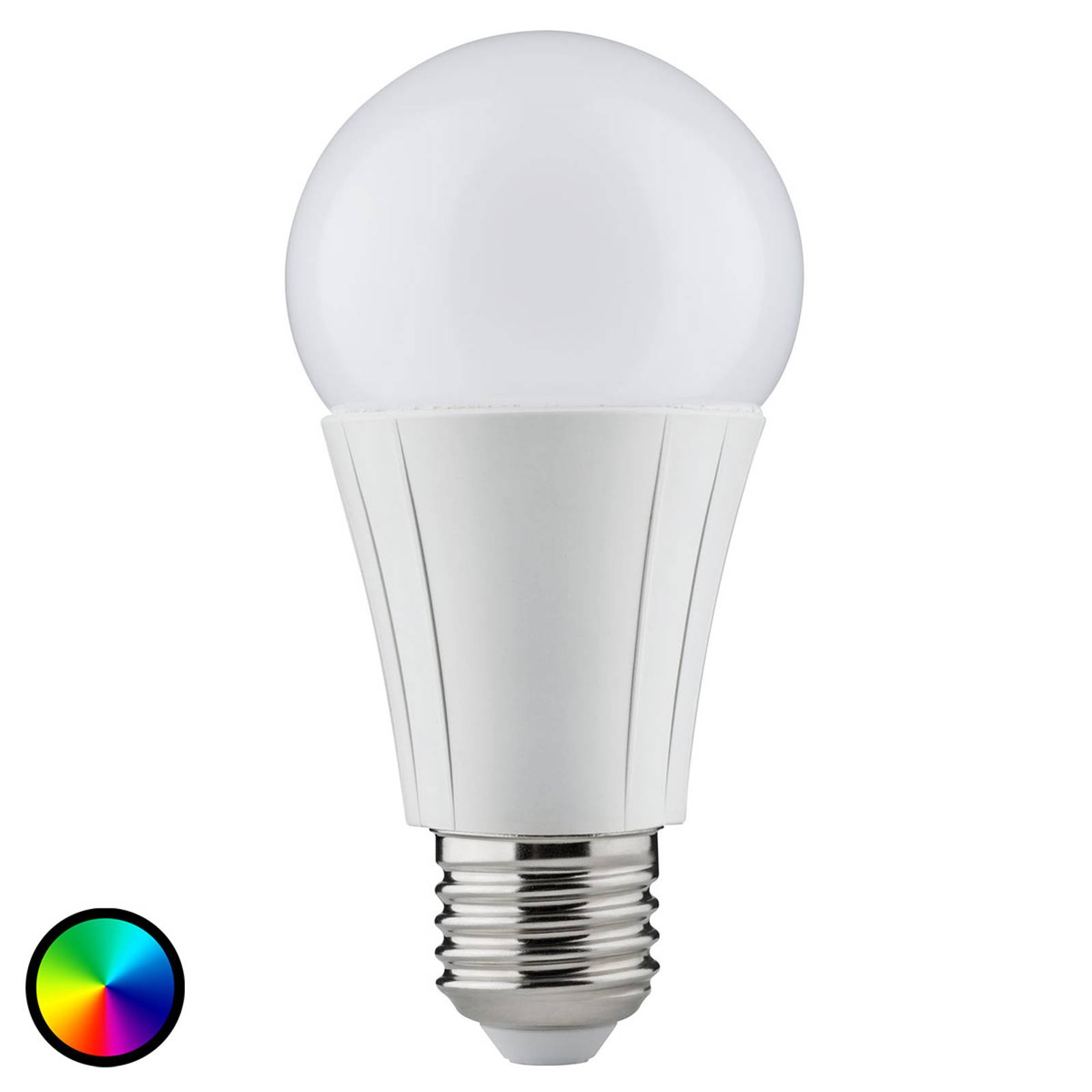Paulmann Smart Friends E27 7,5W -LED-lamppu, RGBW