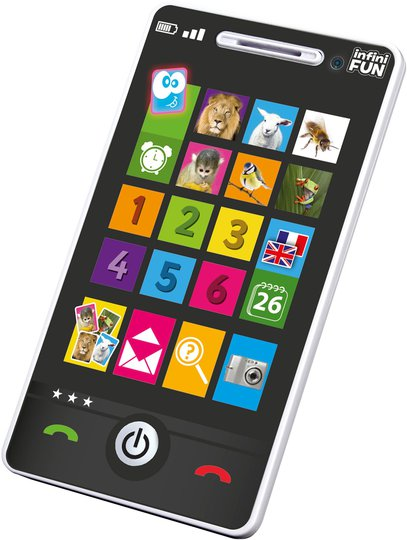 Infinifun Min Første Smartphone