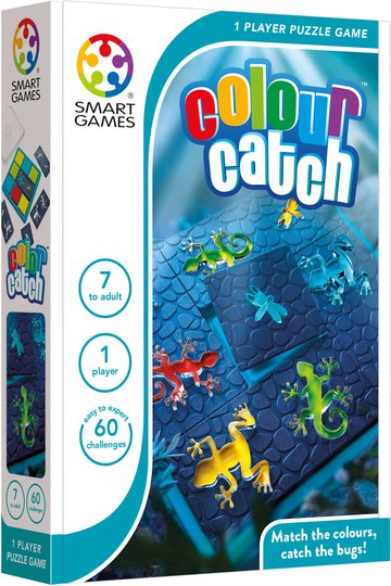 Smart Games Spill Colour Catch