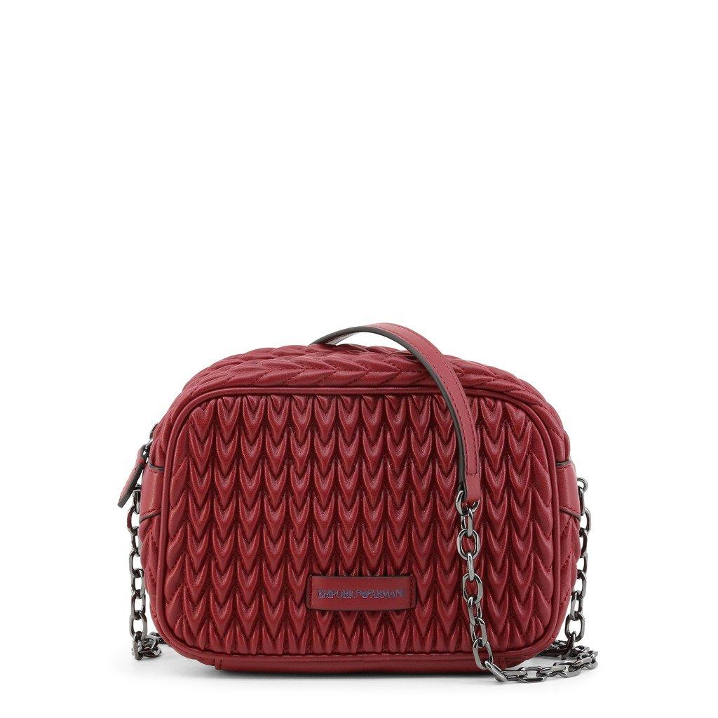 Emporio Armani Women's Crossbody Bag Red Y3H119YKT4I - red NOSIZE