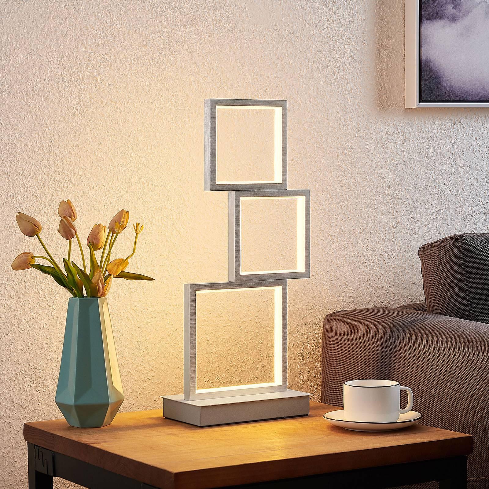 Lindby Adritha -LED-pöytävalaisin