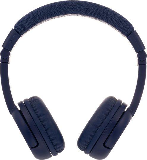 BuddyPhones Play Plus Hodetelefoner, Deep Blue