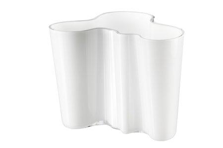 Aalto Vase Hvit 160 mm