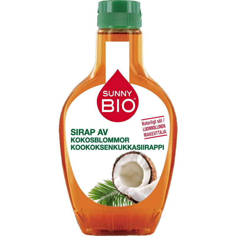 Eko Sirap Av Kokosblomma - 38% rabatt