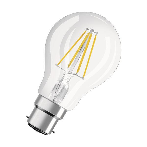Osram 4058075439894 LED-valo B22d-kanta, 2700 K, 4 W