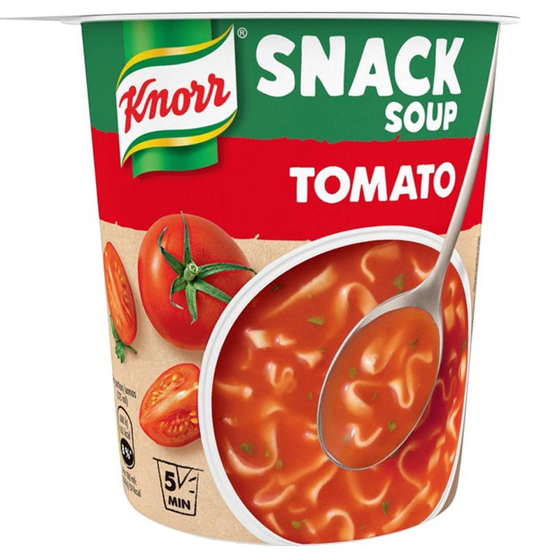 Snack soup Tomat & Pasta - 19% rabatt