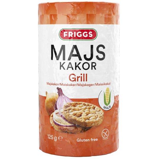"""Maissikakut """"Grill"""" 125g - 48% alennus"""
