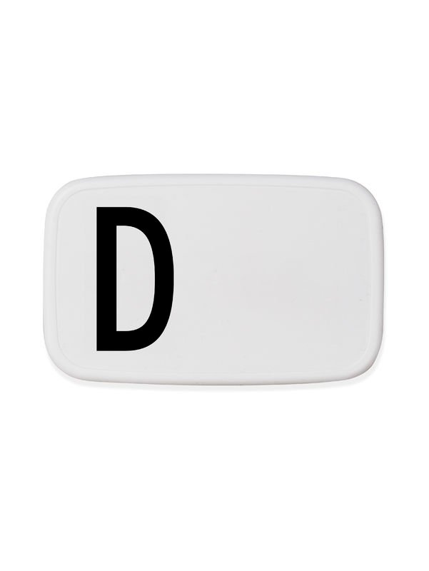 Design Letters - Personal Lunch Box - D