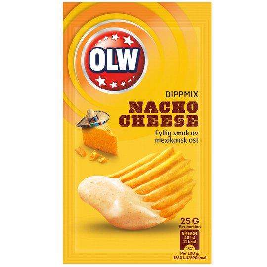 Dippmix Nacho Cheese - 14% rabatt