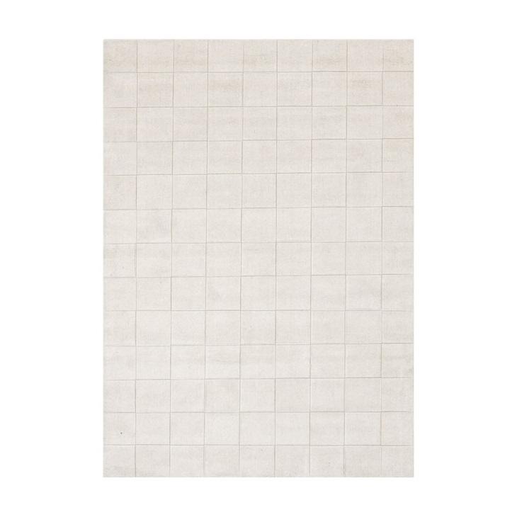 Ullmatta LUZERN 200 x 300 cm vit, Linie Design